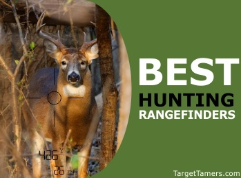 Best Hunting Rangefinder With Deer In Focus