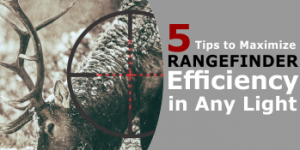 5 Tips to Maximize Rangefinder Efficiency in Any Light or Weather