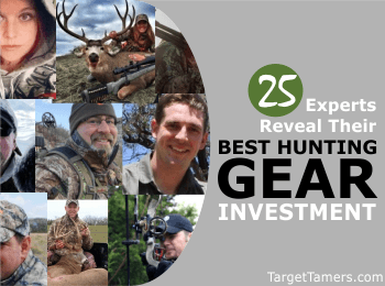 25 Experts Reveal Their Best Hunting Gear Investment