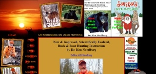 Dr Nordberg on Deer Hunting