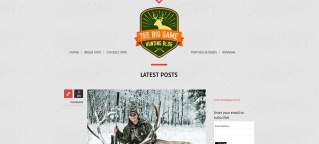 The Big Game Hunting Blog