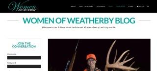 Women of Weatherly