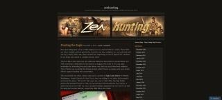 Zen Hunting