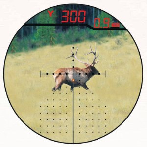 Burris X96 Reticle