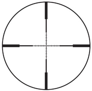 Redfield TAC-MOA Reticle