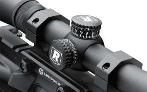 Redfield Rev Tac 3-9x40 dials