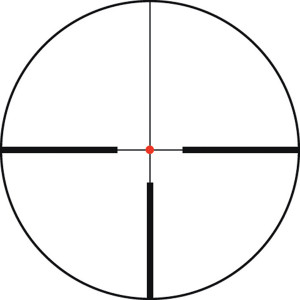 Swarovski 4A-I Reticle