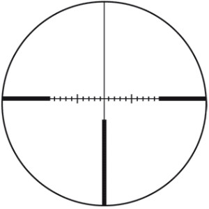 Swarovski 4W reticle