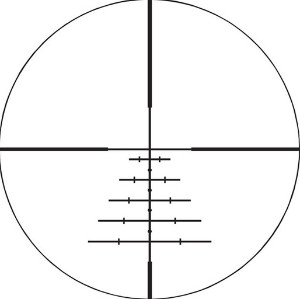 Swarovski BRX Reticle