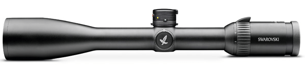 side view of swarovski z6i series scope