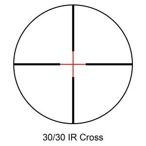 30-30 IR Cross Reticle