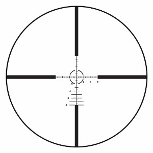 Bushnell GH2 Reticle