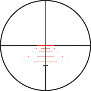 Leupold Illuminated Varmint Hunter Reticle
