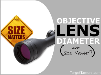 Rifle Scope Objective Lens Diameter Guide: Choose The Best Size