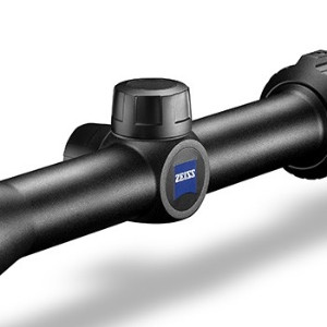terra 3-9x42 riflescope showing turrets