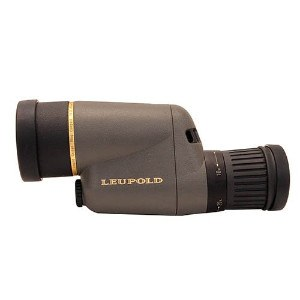 Leupold GR 10-20x40 Compact Spotting Scope in Shadow Gray Color