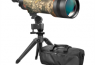 Barska Spotter-Pro 22-66X80mm Straight Scope (with Tripod & Case)