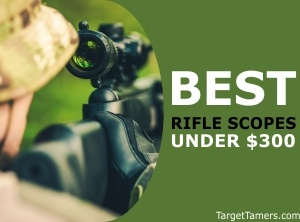 8 Best Rifle Scope Under 300 Dollars