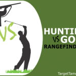 Hunting VS Golf Rangefinders