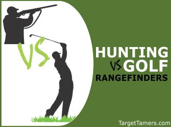 Hunting VS Golf Rangefinders