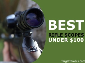 Best Rifle Scope Under $100 For Sale In 2019: Cheap & Effective