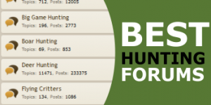 58 of the Best Hunting Forums Online – Listed by State & Hunting Type