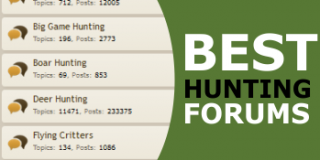 59 of the Best Hunting Forums Online – Listed by State & Hunting Type