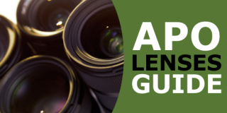 What are Apochromatic Lenses & What do they Mean for Your Glassing Experience?