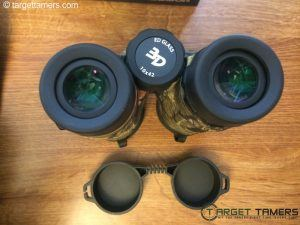 Eye Cups on 3D Carson binoculars