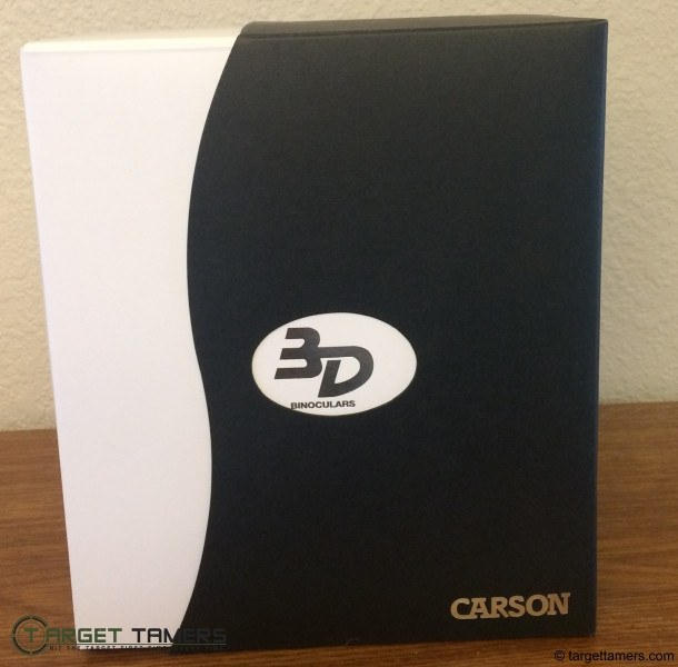 Carson 3D Binoculars in Box