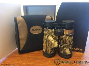 Carson binos unpacked