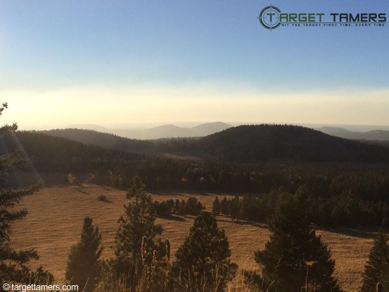 White Mountains Arizona Landscape Photo