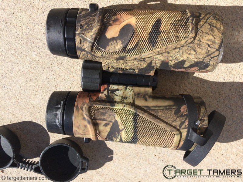 Carson 3D binoculars thawing out after being frozen