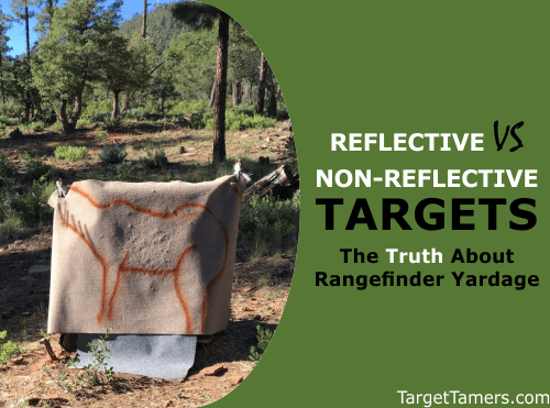 Reflective vs Non-Reflective Targets - The Truth About Rangefinder Yardage
