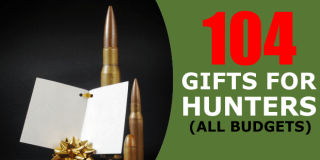 104 Best Gifts For Hunters – Unique Hunting Gift Guide for ALL Budgets