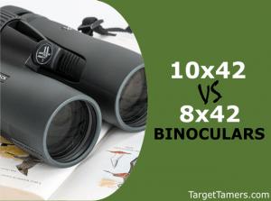 10X42 Versus 8X42 Binoculars for Hunting, Birding and Safari
