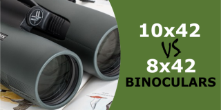 10X42 VS 8X42 Binoculars for Hunting, Birding, Safari & Event Observation
