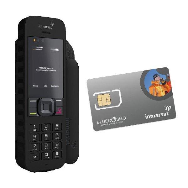 BlueCosmo Inmarsat IsatPhone