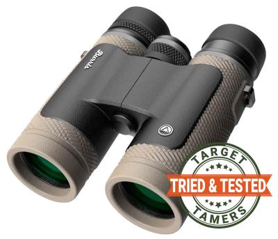 Burris Droptine 10x42 Binocular Field Test