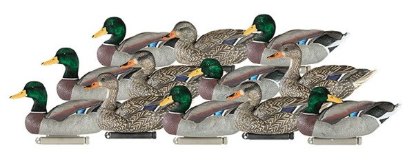Dakota Decoy X-treme Mallard 12 Pack