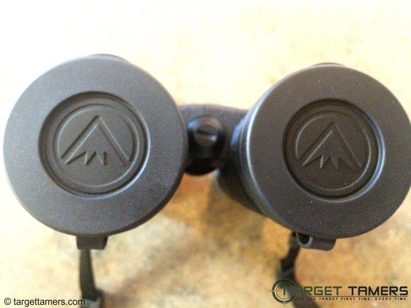 Objective Lens Cap on Burris Droptine Binocular