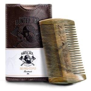 Hunter Jack Beard Comb 1