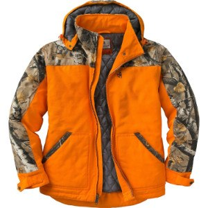Legendary Whitetails Men's Workwear Jacket Inferno