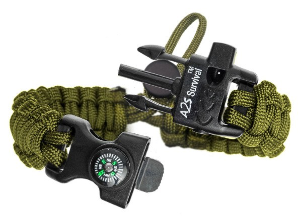 Paracord K2-Peak Wrist Band