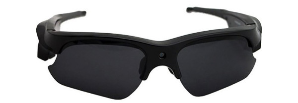 Powpro Mini Camera Video Sunglasses