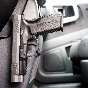Quick Draw Gun Magnet 2