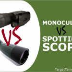 Spotting Scope versus Monocular