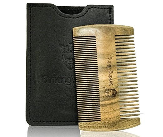 Striking Viking Beard Comb