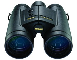 Objective lenses on Nikon LaserForce
