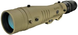Bushnell Elite Tactical LMSS 8-40x60 Spotting Scope Side on
